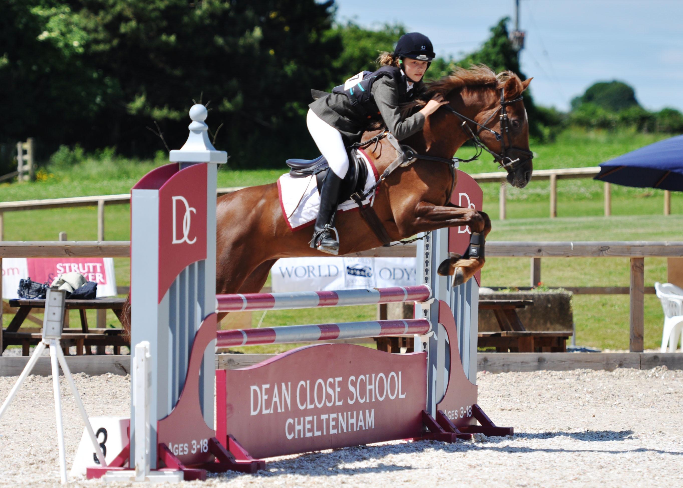 Cheltenham Show Jumping Season